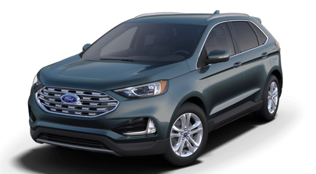 New 2019 Ford Edge SEL SUV Grand Forks, ND